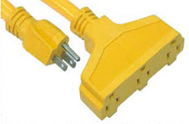 Extension Cords and Adaptors